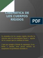 Cinemática de Los Cuerpos Rígidos - Copia