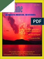 Portada de Revista Virtual ONLINE