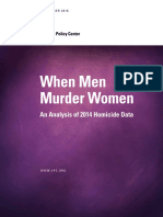Violence Policy Center Study