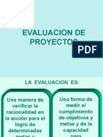 evaluaciondeproyectos-110606180409-phpapp01