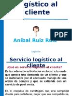 Servicio Logístico Al Cliente