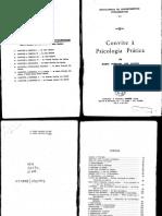 Mario Ferreira Dos Santos - Convite à Psicologia Prática