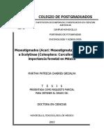 Chaires Grijalva MP DC Entomologia Acarologia 2013