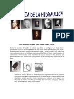 Histori Hidraulica