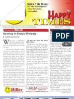 Hiller Newsletter Articles) Spring 2009 1 June 10