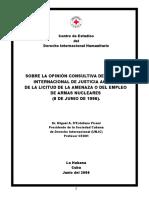 12. Sobre La Opinión Consultiva de La CIJ...
