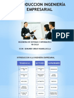 Introduccion a Ingenieria Empresarial