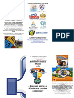 Boletín Informativo Clubes J. A