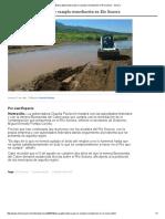 21/07/16 Busca Gobernadora Que Se Cumpla Remediación en Río Sonora - UniMexicali