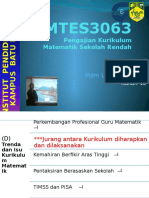 MTES3063 K12 Trenda Dan Isu - Isu Lain