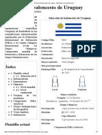 Selección de Baloncesto de Uruguay - Wikipedia, La Enciclopedia Libre