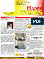 Hiller Newsletter Articles) Fall 20091 June 10