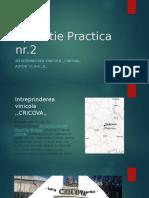 Presentation Cricova