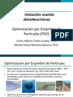 03.05 Optimizacion Basada en Enjambres de Particulas