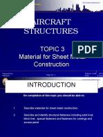 Sheet Metal (Cont)