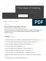 Cisco CCENT_CCNA ICND1 100-101_ Welcome to ICND1_ Cisco Certification and Getting the Most From This Course _ CBT Nuggets