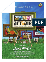 Art & Air Festival 2010 Program