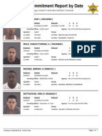 Peoria County Jail Booking Sheet for Sept. 20, 2016