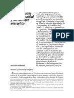 Mex-EU Seguridad y Colonialidad Energetica (John Saxe-Fernandez