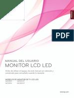 Manual Del Usuario - Monitor Lg