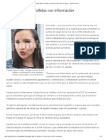 19/09/16 Entregan 100 Mil Folletos Con Información Sobre Carreteras - Opinión Sonora