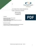 CACME-ITBA Clase 2 - Apuntes