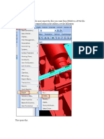 Naviswork File From PDMS 2016