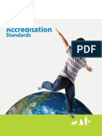 IPC Standards for Accreditation