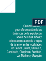 Bogota Turismo Sexual Con Menores de Edad