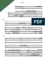 DG Act 1 - Full Score
