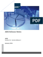 ARIS Release Notes 98SR3 En
