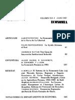 Economia Regional de Peru