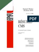 Résumés Du CMS