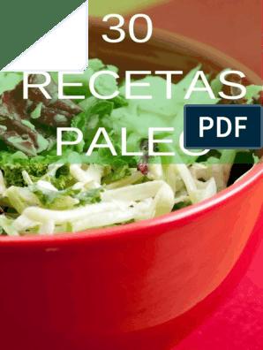 dieta paleolitica pdf gratis