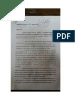 Impugnación de abogado que denunció a Gabriela Michetti