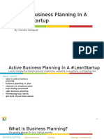 Introducing Agile Business Planning - Entroids