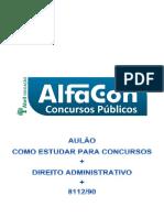 AlfaCon-DireitoAdministrativo