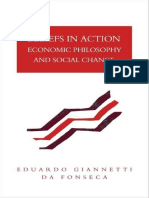 Eduardo Giannetti Da Fonseca-Beliefs in Action_ Economic Philosophy and Social Change (1991)