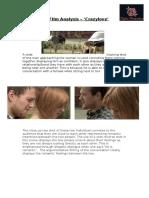 Short Film Analysis – Crazylove.docx
