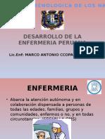 Ponencia Del Desarrollo de Enfermeria.