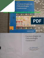 Farmacologia en Odontologia - Tripathi.pdf