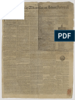 Sussex Weekly Advertiser; or, Lewes Journal Dec. 30, 1799 Page 1