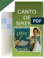 Canto de Sirena (Literatura )