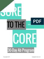 SORE TO THE CORE FINAL.pdf