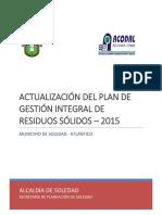 Pgirs Soledad 2015