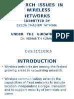 Wireless Seminar by Stf