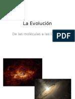 1.- Evolución Química y Primeras Células 2014.Ppt