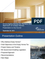 Vacancy Tax Presentation