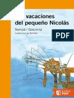 Las vacaciones del pequeno Nico - Rene Goscinny.pdf