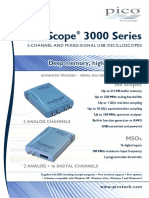 Pico Scope 3200 Ab Series Data Sheet